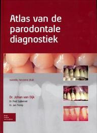 Atlas van de parodontale diagnostiek Fred Spijkervet, Hardcover