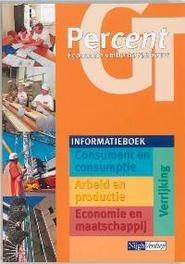 Percent Economie GT vmbo Informatieboek Bentlage, C.H.M., Paperback