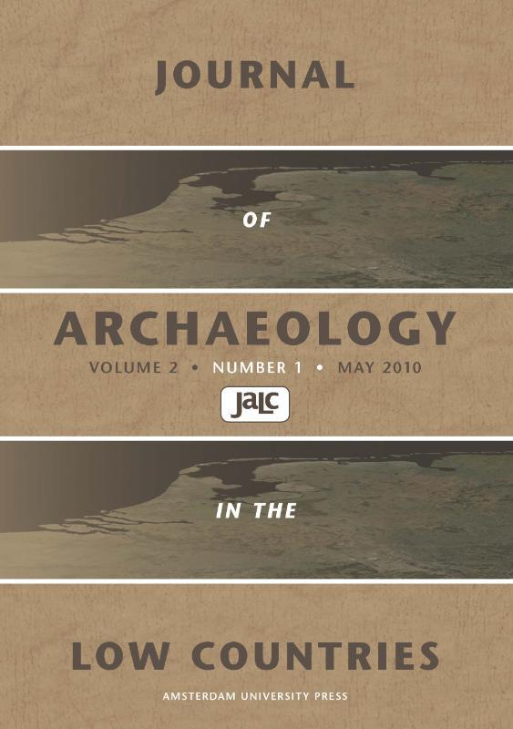 Journal of Archaeology in the Low Countries 2010 - 1 Paperback