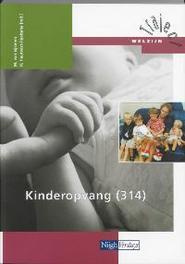 Traject Welzijn: 314 Kinderopvang: Tekstboek Traject Welzijn, Eijkeren, M. van, Paperback