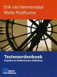 ISTQB Testwoordenboek engelse en Nederlandse definities, Veenendaal, Erik van, Paperback