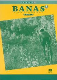 Banas: 3 Vmbo-B: Werkboek 1 Natuur- en Scheikunde 1, J.L.M. Crommentuijn, Paperback