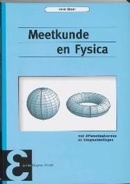 Meetkunde en fysica met differentiaalvormen en integraalstellingen, H. Broer, Paperback