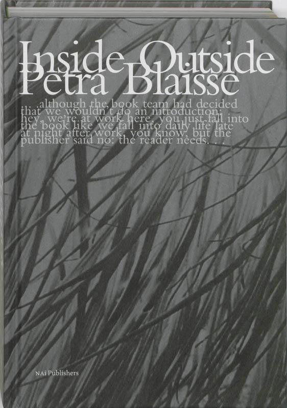 Inside Outside Petra Blaisse, Hardcover