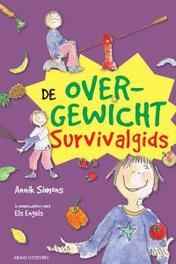 De overgewicht survivalgids Simons, Annik, Paperback