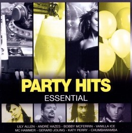 PARTY HITS ESSENTIAL SERIES V/A, CD