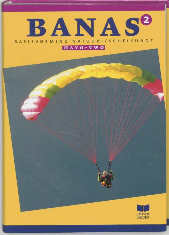 Banas: 2 Havo-vwo: Leerlingenboek Crommentuyn, J.L.M., Hardcover