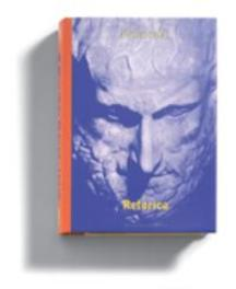 Retorica Aristoteles in Nederlandse vertaling, Aristoteles, Hardcover