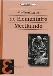 Hoofdstukken uit de elementaire meetkunde Epsilon uitgaven, Bottema, O., Paperback