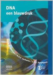 DNA een blauwdruk A.L.B.M. Biemans, Paperback