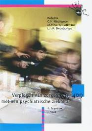 Verplegen van zorgvragers met een psychiatrische ziekte 2 Traject V&V, Engeltjes, A., Paperback