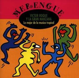 LO MEJOR DE LA MUSICA TRO ...TROPICAL -MERENGUE- VICTOR ROQUE, CD