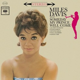 SOMEDAY MY PRINCE.. -HQ- .. WILL COME / 180GR. AUDIOPHILE PRESSING MILES DAVIS, LP