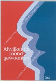 Afwijkende mondgewoonten inleiding, onderzoek en behandeling, K. Jansonius-Schultheiss, Paperback