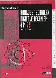 Analoge techniek / digitale techniek: 4MK - DK3402: Werkboek TransferE, A. de Bruin, Paperback