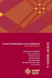 Actuele ontwikkelingen in het familierecht 4 UCERF reeks, Paperback