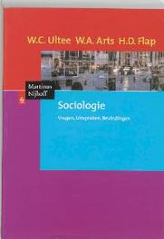 Sociologie vragen, uitspraken, bevindinen, W.C. Ultee, Hardcover