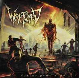 SON OF PERDITION WRETCHED, CD