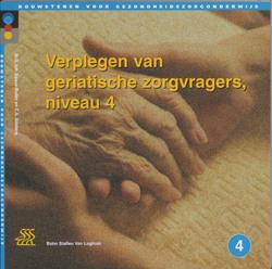 Verplegen van geriatrische zorgvragers: Leerlingenboek