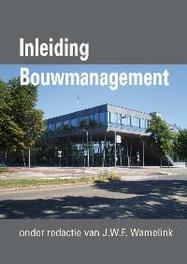 Inleiding Bouwmanagement Hardcover