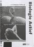 Biologie Actief bovenbouw vmbo-gt verrijkingsdeel V3 Werkboek