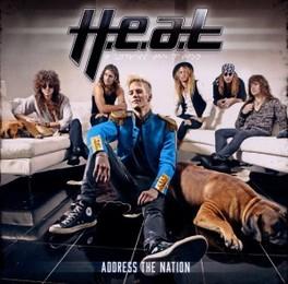 ADDRESS THE NATION H.E.A.T., CD
