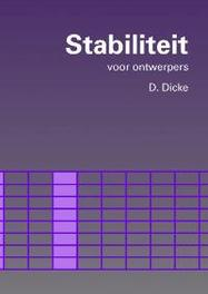 Stabiliteit voor ontwerpers Dicke, D., Paperback