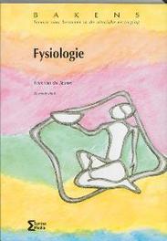 Fysiologie Bakens, W. van der Straten, Paperback