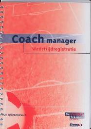 Coach Manager Wedstrijdregistratie A5 Paperback
