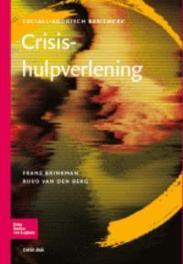 Crisishulpverlening F. Brinkman, Paperback