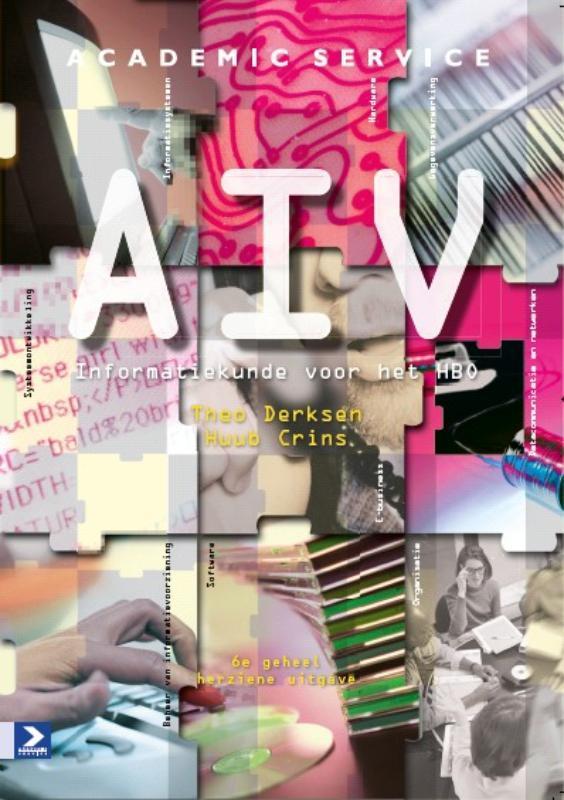 AIV informatiekunde voor het HBO, Theo Derksen, Paperback