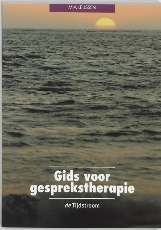 Gids voor gesprekstherapie M. Leijssen, Paperback