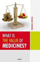 What is the value of medicines ? Steven Simoens, onb.uitv.