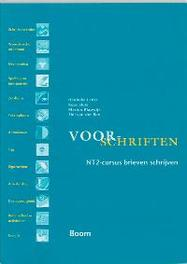 Voor-schriften Nt2-cursus brieven schrijven, Van der Ree, Siel, Paperback