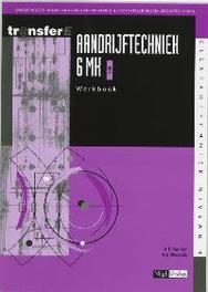 Aandrijftechniek: 6 MK AEN: Werkboek TransferE, A.F. Backer, Paperback