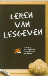 Leren van lesgeven Melief, K., Paperback