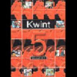 KWINT WERKSCHRIFT 5 REKENEN VOOR NIEUWKOMERS, Paperback