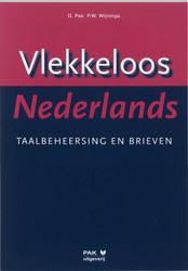 Vlekkeloos Nederlands: Taalbeheersing en brieven taalniveau 3F en 4F