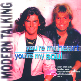 YOU'RE MY HEART, YOU'RE.. .. MY SOUL / COMPILATION Audio CD, MODERN TALKING, CD