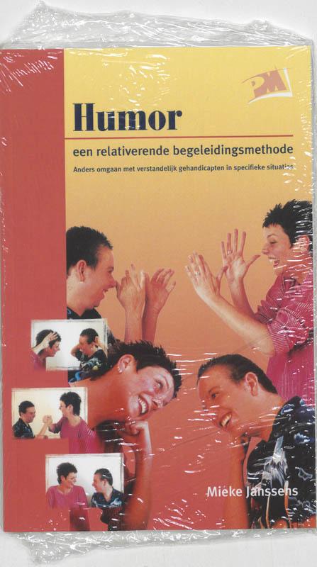 Humor een relativerende begeleidingsmethode, Janssens, M., Paperback