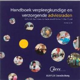 Handboek verpleegkundige en verzorgende adviesraden N. Kolk, Paperback
