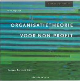 Organisatietheorie voor non-profit Methodisch werken, Kapteyn, B., Paperback