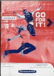 Go for it!: 2 vmbo: Workbook A+B M. den Hertog, Paperback