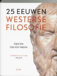 25 eeuwen westerse filosofie teksten, toelichtingen, Bor, Jan, Paperback