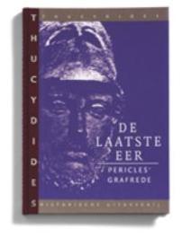 De laatste eer Pericles' grafrede, Thucydides, Hardcover