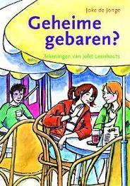 Geheime gebaren Troef-reeks, De Jonge, Joke, Paperback