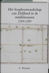 Hoogheemraadschap delfland middeleeuwen