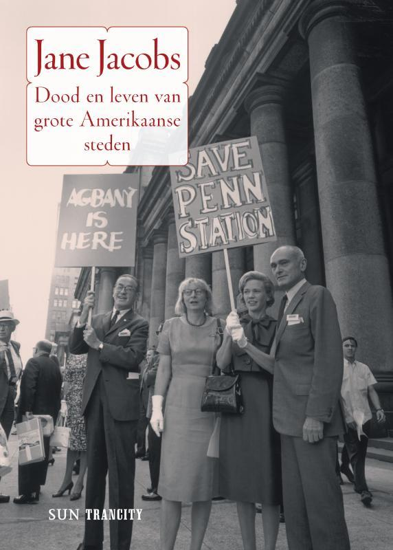 Dood en leven van grote Amerikaanse steden SUN-Trancity, Jane Jacobs, Paperback