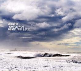 NICE & EASY ZBIGNIEW NAMYSLOWSKI QUINTET Audio CD, ZBIGNIEW NAMYSLOWSKI, CD