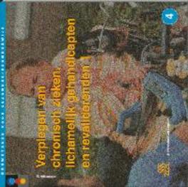 Verplegen van chronisch zieken, lichamelijk gehandicapten en revaliderenden: 1 Bouwstenen gezondheidszorgonderwijs, Adriaansen, M., Paperback